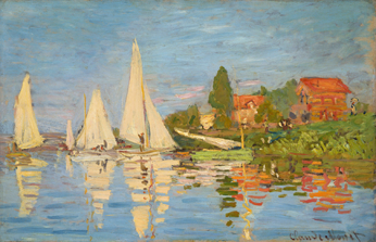 Xpresarte  Regatta at Argenteuil