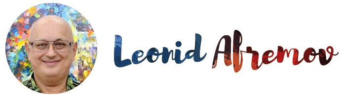 Cuadros para pintar en Madrid de Leonid Afremov