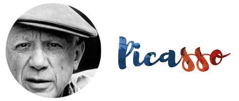 Cuadros para pintar en Madrid de Picasso