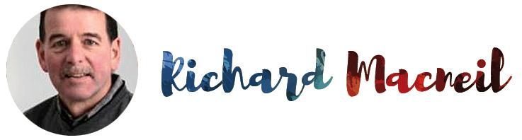 Cuadros para pintar en Madrid de Richard Macneil
