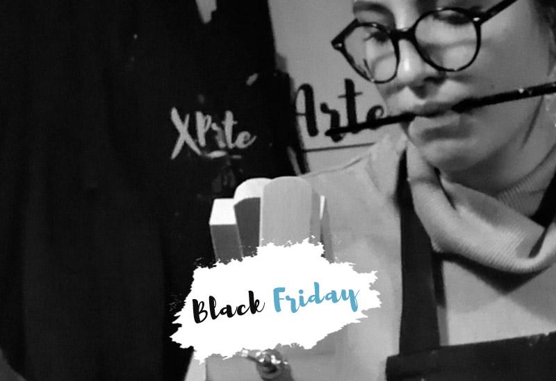 Descuento Oferta Pintar un cuadro Black Friday