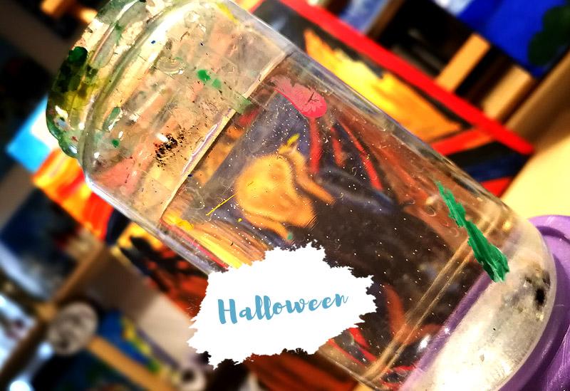 Descuento Oferta Pintar un cuadro en Halloween